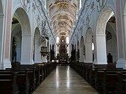 Ochsenhausen klosterkirche 001 Nave