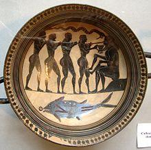 Odysseus (episch griechisch Ὀδυσσεύς) ist ein Held der griechischen Mythologie.