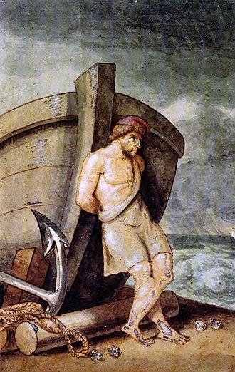 Masculinity - Odysseus, hero of the Odyssey