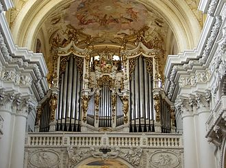 "Anton Bruckner - The ""Bruckner Organ"" in Sankt Florian"