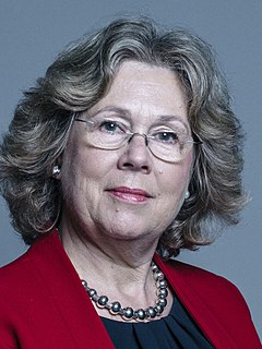 Lindsay Northover, Baroness Northover British politician