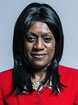 Eleanor Smith (politician) - Smith in 2017