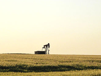 Ponoka County - Pump jack near Ponoka