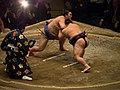 Okinoumi vs. Takekaze 2014-01-25 001.jpg
