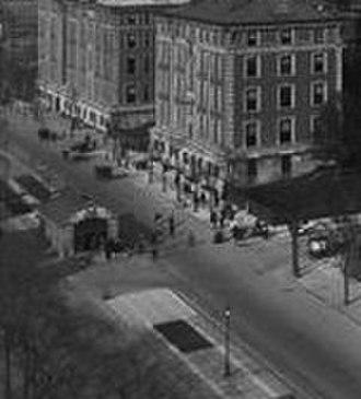 116th Street–Columbia University (IRT Broadway–Seventh Avenue Line) - Image: Old 116th Street Subway Station