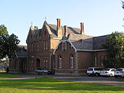 Old Bairnsdale Hospital