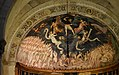 Old Cathedral of Salamanca, fresco of Last Judgment by Nicolas Florentino ca. 1445 (29314557392).jpg