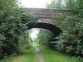 Old Railway bridge, Railway Walk, Clare Country Park - geograph.org.uk - 980433.jpg