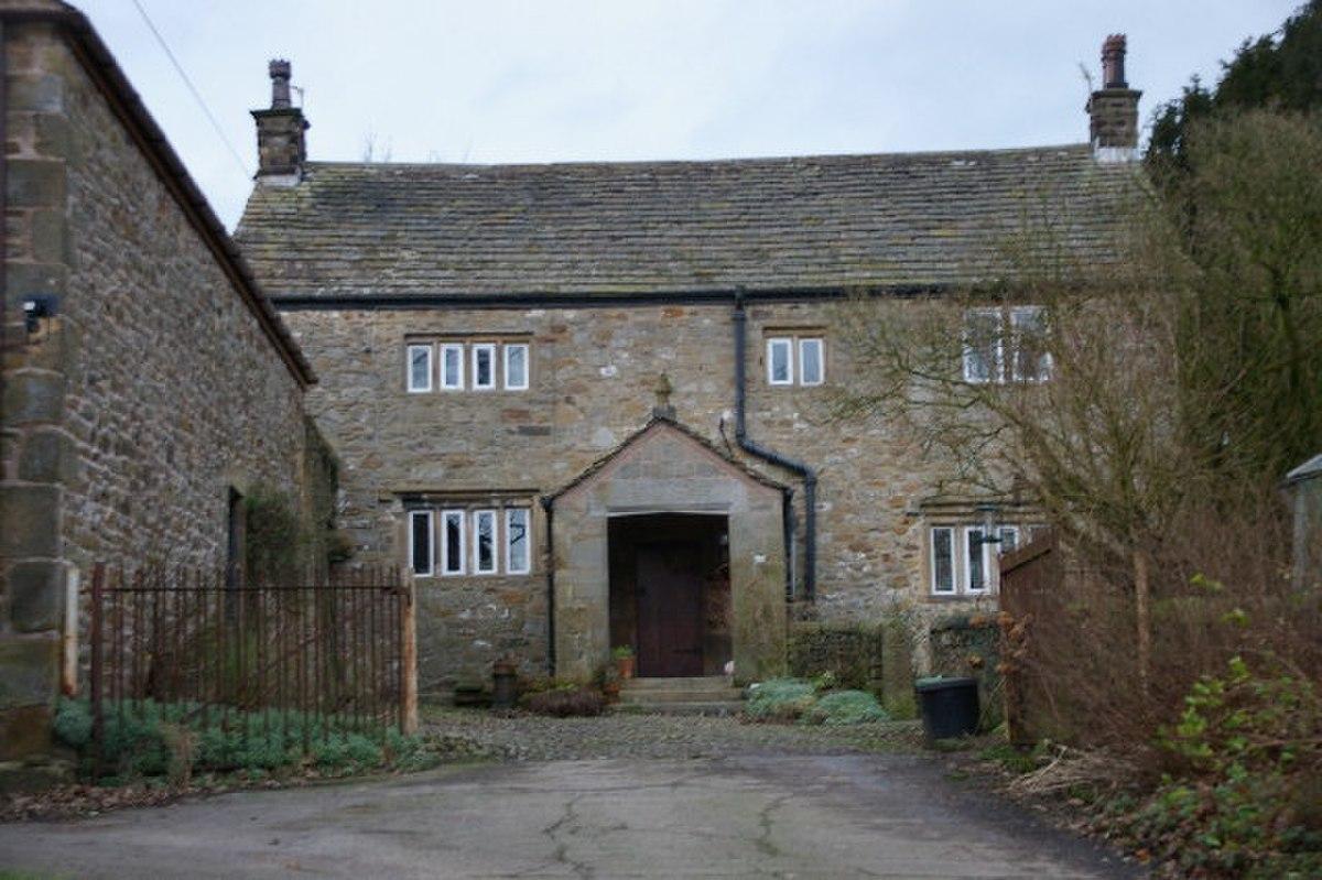 Old Vicarage - geograph.org.uk - 104767.jpg
