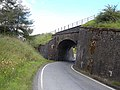 Old railway bridge over the B6399 at Whitrope - geograph.org.uk - 1430070.jpg