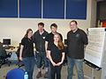 Oldham Training 27-04-2013 trainers.JPG