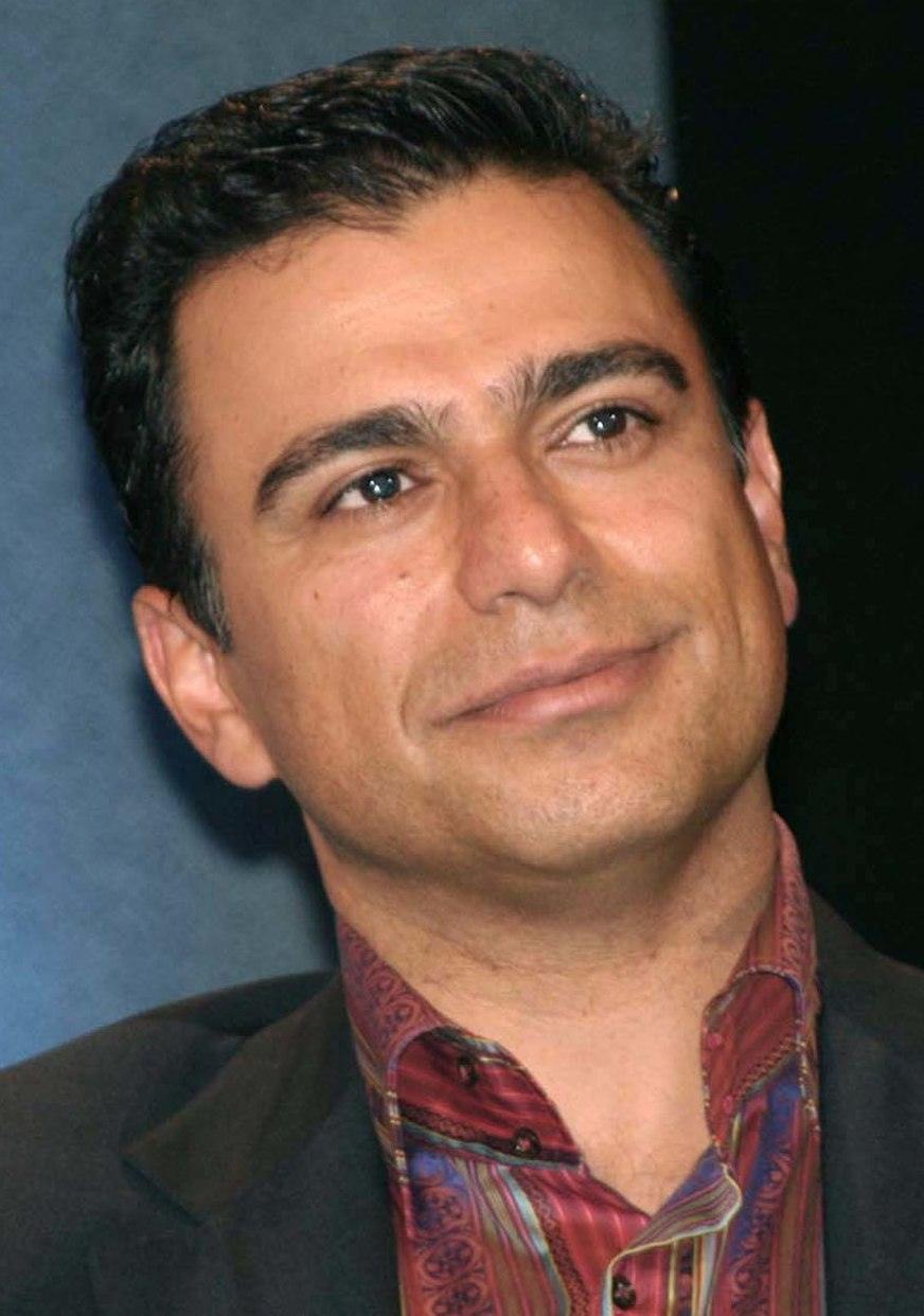 Omid Kordestani Web 2.0 conference 2005 (cropped)