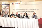 On Farm water Management Training by USAID Training for Pakistan Project 12 (15647229181).jpg
