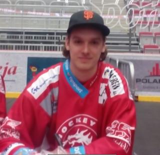 Ondřej Kovařčík Czech ice hockey player