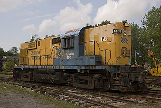 MLW RS-10 - Image: Ontario Northland MLW RS 10 no 1400