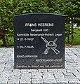 Oorlogsmonumenten in Schoonhoven (3) Frans Heerens.jpg