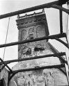 oost-zijde toren na de brand - haastrecht - 20099489 - rce