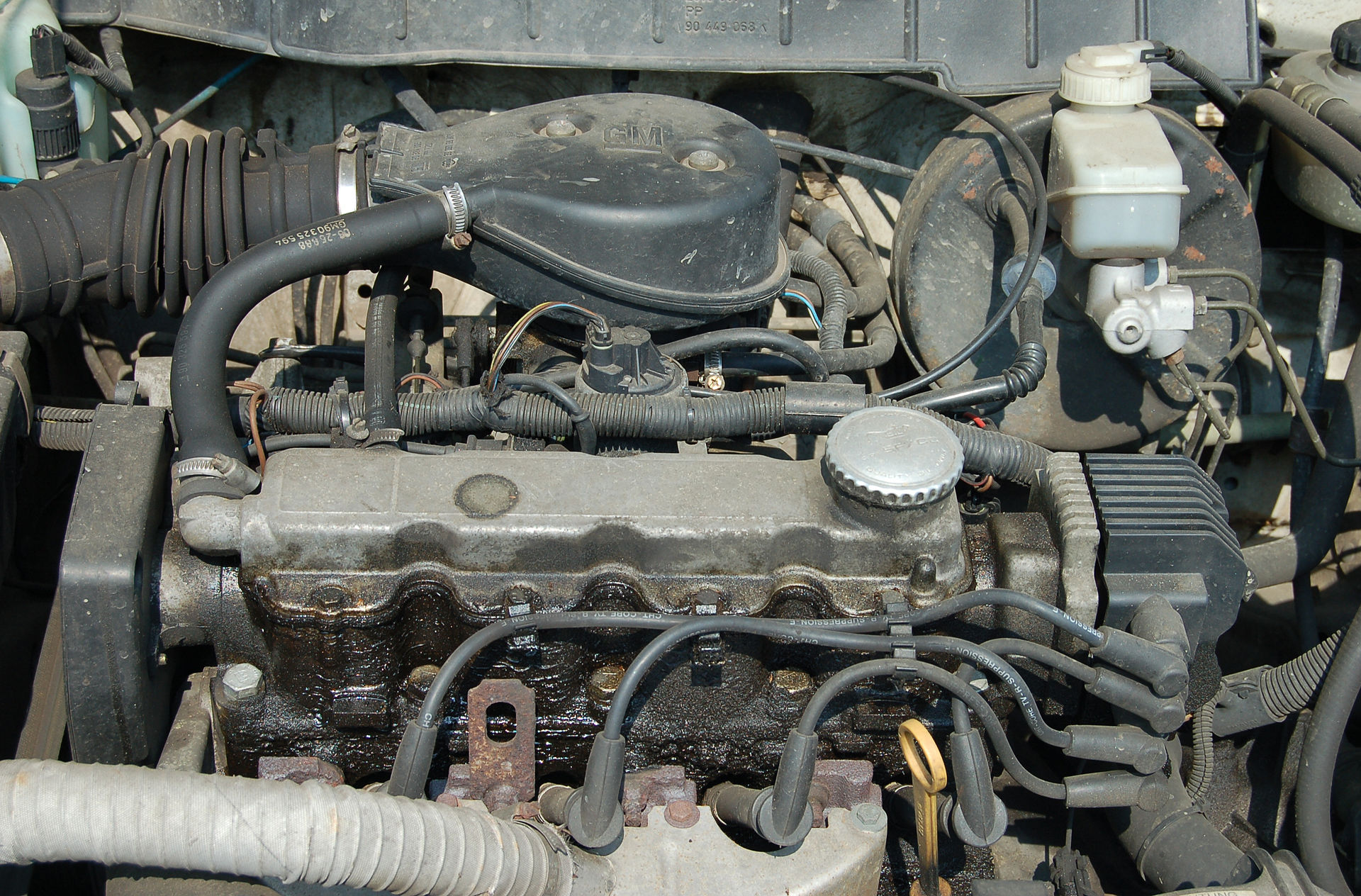 Gm Family 1 Engine