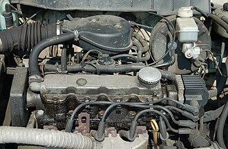 GM Family 1 engine - Image: Opel Astra F Caravan 1993 07