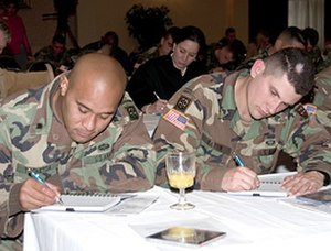 Operation Homecoming (book) - Troops from all branches of the U.S. Armed Forces participated in Operation Homecoming.