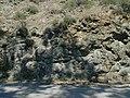 Ophiolites à pillow-lavas du Jurassique de la nappe de Balagne (Castifao, Haute-Corse, France).JPG