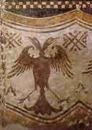 Serbian eagle