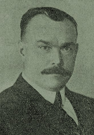 Albert Horsley - circa 1907