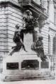 Original monument to E. Carada , Sculptor E.H. Dubois.png