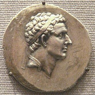 Orophernes of Cappadocia - Coin of Orophernes, king of Cappadocia. British Museum.