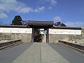 Osaka castle Sakuramon.JPG