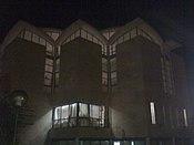 Otniel Yeshiva at night 4.JPG