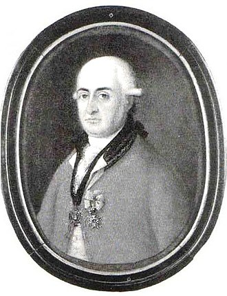 Otto Heinrich von Gemmingen-Hornberg - Image: Otto Heinrich Reichsfreiherr von Gemmingen