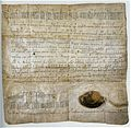 Otto II of Germany, charter of 976.jpg