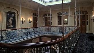 Oulton Hall - Image: Oulton Hall upstairs interior 2016