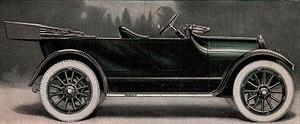 Overland Automobile - Image: Overland Automobile Model 83