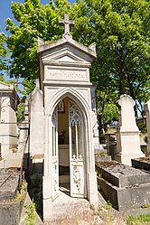 Tomb of Marty and Martineau