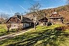 Pörtschach Winklern Brockweg alte Schmiede und vulgo Ostermann 16112015 9029.jpg