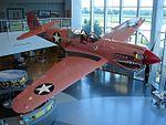P-40 Warhawk at the Kalamazoo Air Zoo (4825537736).jpg