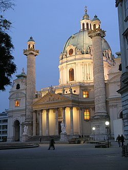 Karls Kirche Wien