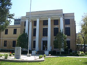 Bay County Courthouse (Florida) - Bay County Courthouse