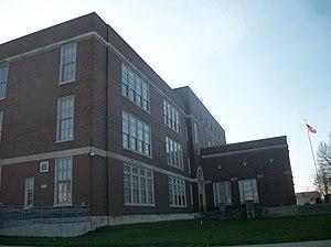 Houghton Academy - Image: PS69Buffalo NY