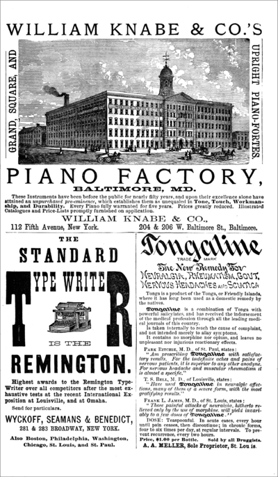 PSM V26 D909 William knabe piano factory.png