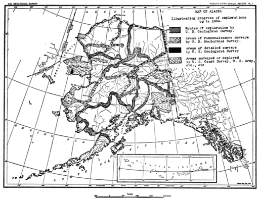 PSM V68 D055 Map of alaska showing unexplored areas in 1895.png