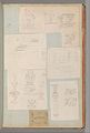 Page from a Scrapbook containing Drawings and Several Prints of Architecture, Interiors, Furniture and Other Objects MET DP372099.jpg