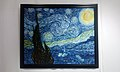 Painting Reproduction of Vincent van Gogh's The Starry Night (01).jpg