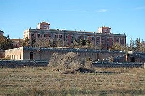 Ventura Rodríguez - Palace of Infante Don Luis, Boadilla del Monte