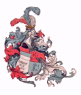 Coat of arms of the Palatia since 1813