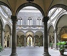 Corte Architettura Wikipedia