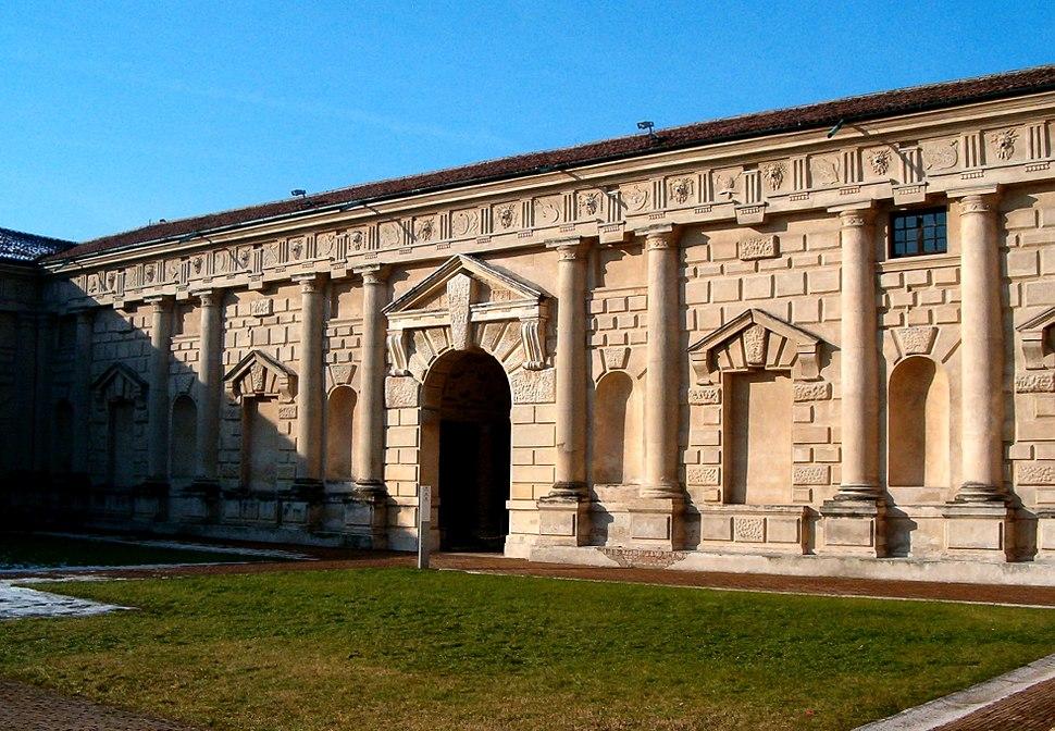 Palazzo Te Mantova 1
