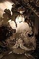 Palazzo poldi pezzoli, fontana nel vano scale 00.JPG